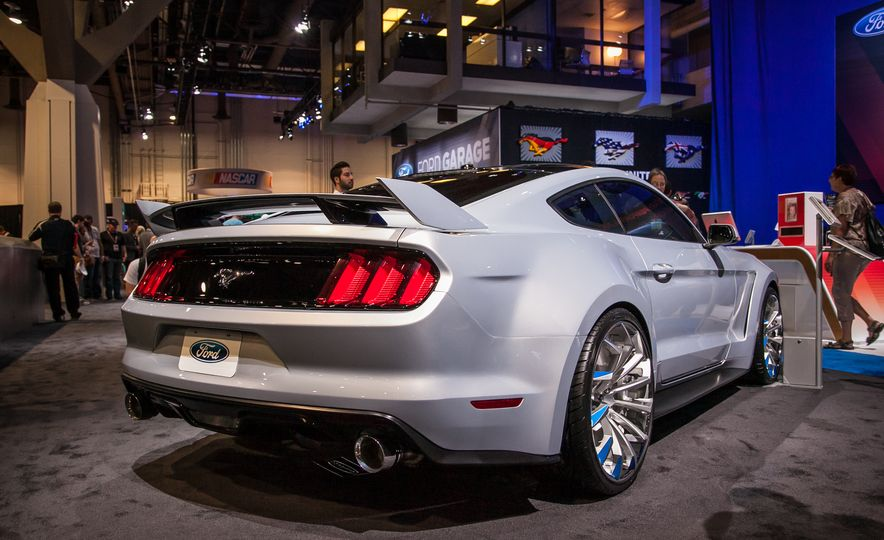The Ford Mustangs of SEMA—New, Old, And Everything in Between - Slide 13
