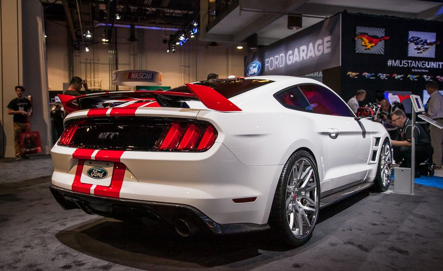The Ford Mustangs of SEMA—New, Old, And Everything in Between - Slide 3