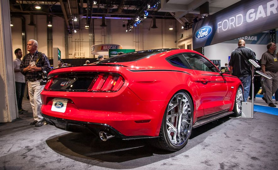 The Ford Mustangs of SEMA—New, Old, And Everything in Between - Slide 15