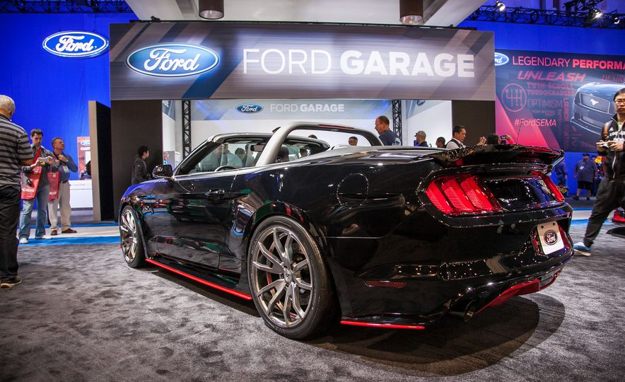 The Ford Mustangs of SEMA—New, Old, And Everything in Between - Slide 17