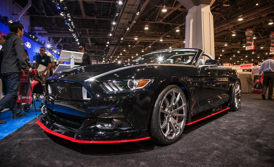 The Ford Mustangs of SEMA—New, Old, And Everything in Between - Slide 16