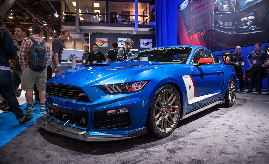The Ford Mustangs of SEMA—New, Old, And Everything in Between - Slide 23