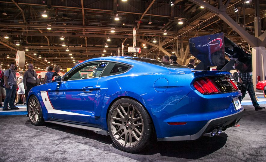 The Ford Mustangs of SEMA—New, Old, And Everything in Between - Slide 24