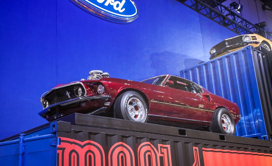 The Ford Mustangs of SEMA—New, Old, And Everything in Between - Slide 25