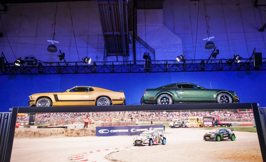 The Ford Mustangs of SEMA—New, Old, And Everything in Between - Slide 26