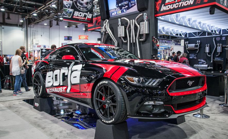 The Ford Mustangs of SEMA—New, Old, And Everything in Between - Slide 28