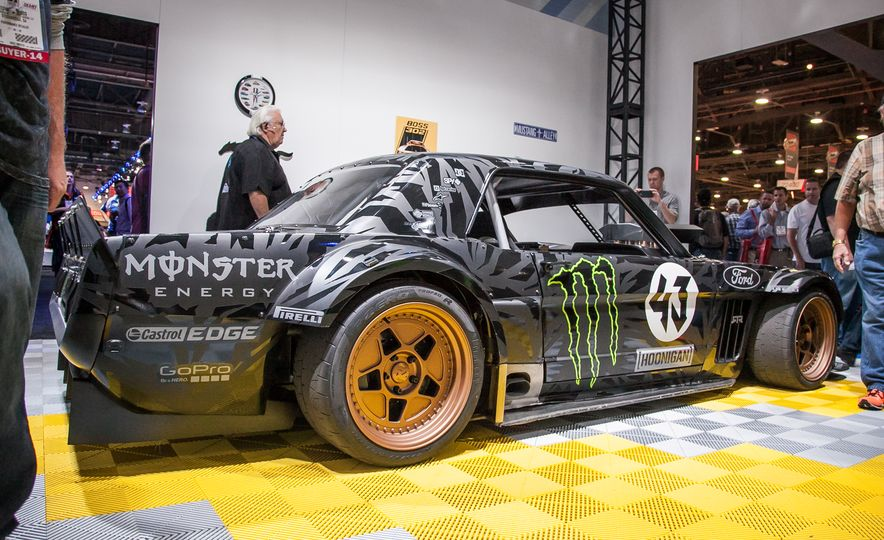 The Ford Mustangs of SEMA—New, Old, And Everything in Between - Slide 30