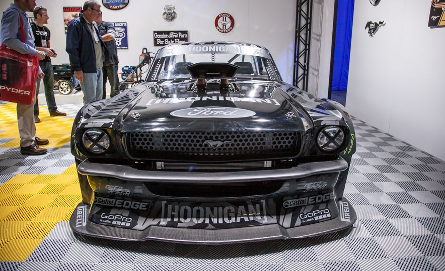 The Ford Mustangs of SEMA—New, Old, And Everything in Between - Slide 31