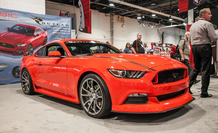 The Ford Mustangs of SEMA—New, Old, And Everything in Between - Slide 34