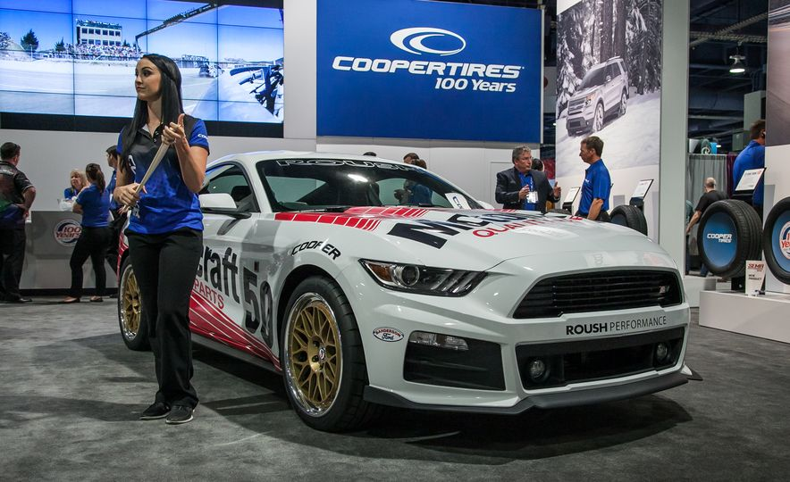 The Ford Mustangs of SEMA—New, Old, And Everything in Between - Slide 37