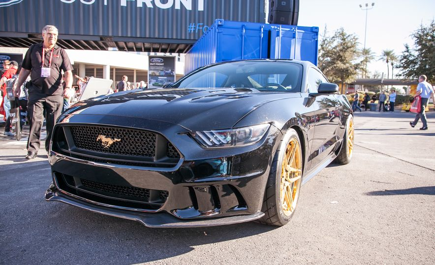 The Ford Mustangs of SEMA—New, Old, And Everything in Between - Slide 38