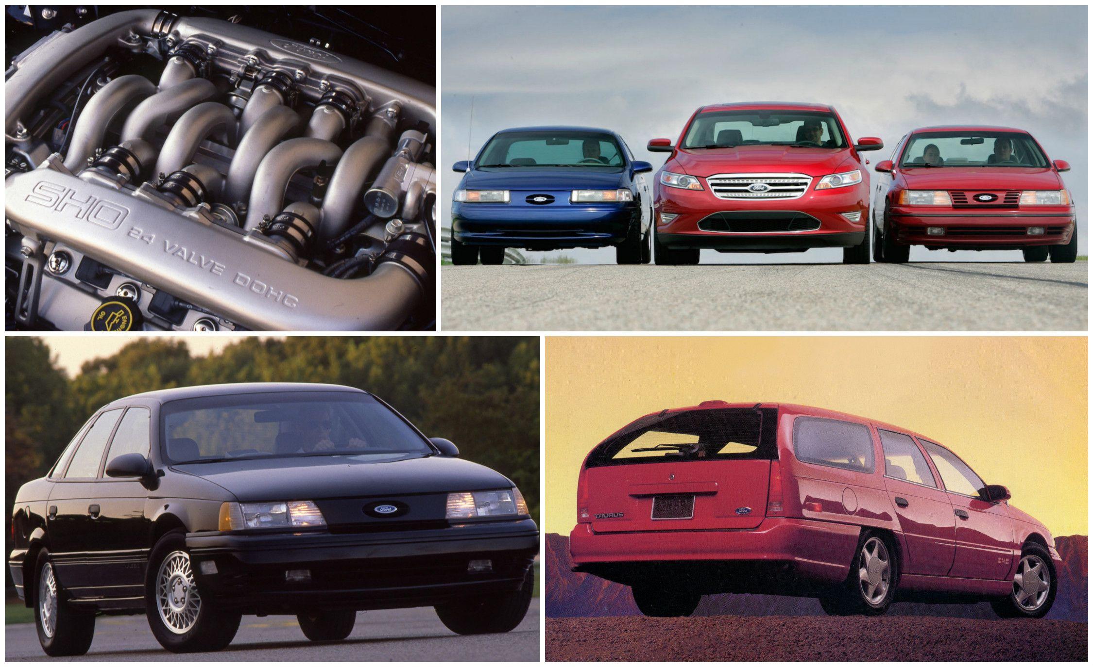 sho nuff a visual history of ford s iconic taurus sho supersedan rh caranddriver com 2011 ford taurus sho repair manual 1995 Ford Taurus Repair Manual