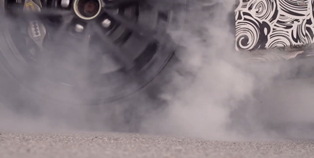 Don't Worry, the Cadillac ATS-V Coupe Will Absolutely Do Burnouts