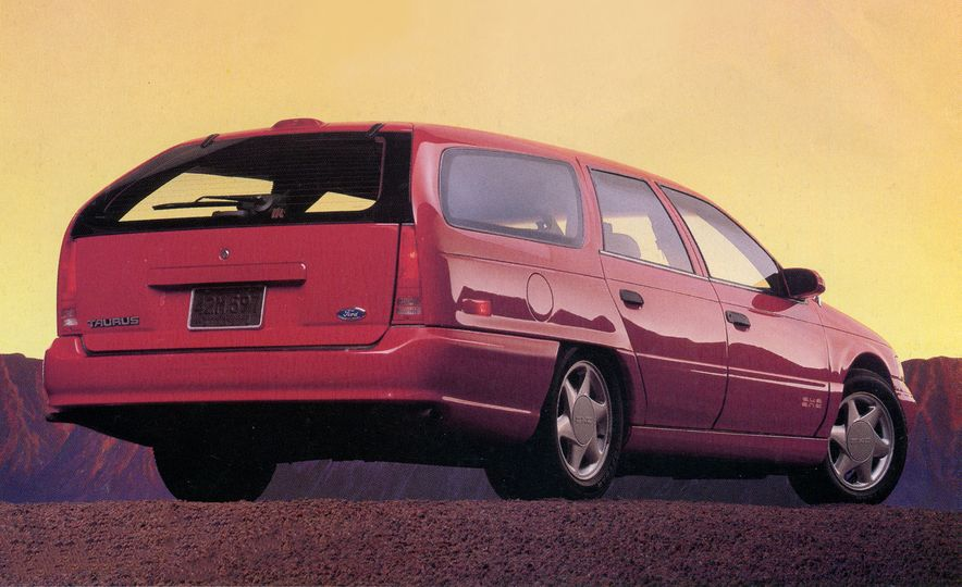 SHO 'Nuff: A Visual History of Ford's Iconic Taurus SHO Supersedan - Slide 11
