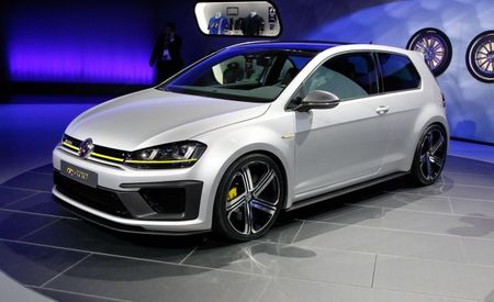 400 Bad Request: Sweet VW Golf R400 Concept to Make American Debut at L.A. Show