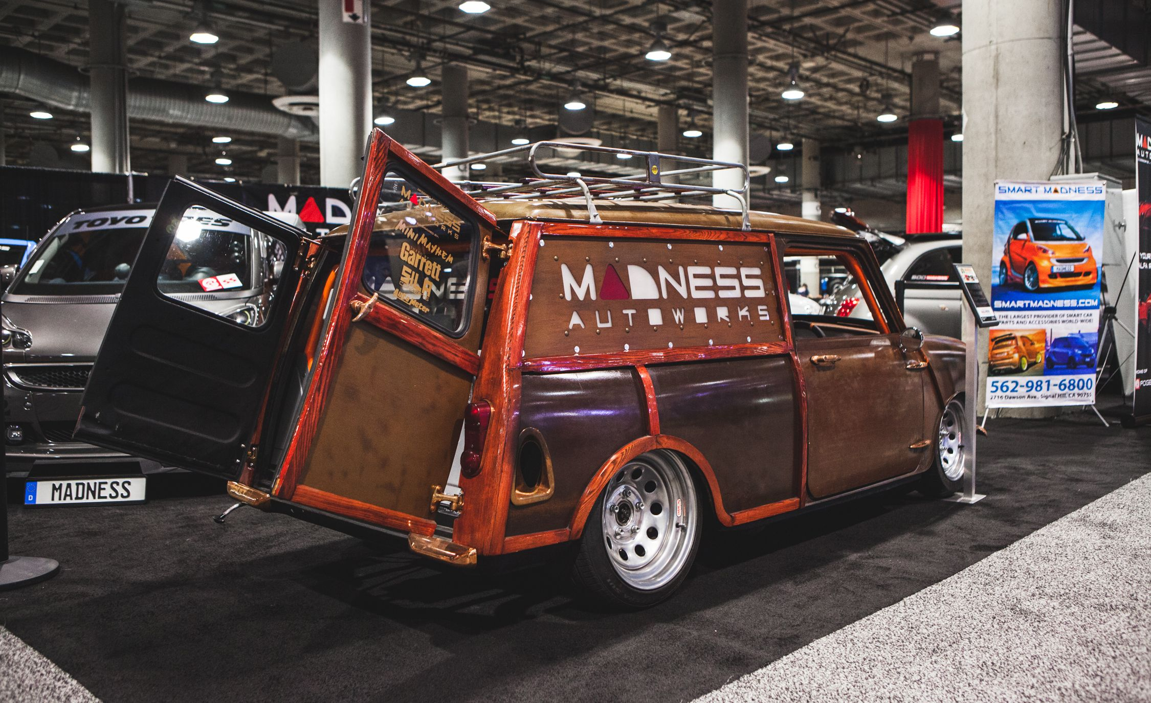 Forget Austin: These 7 Outrageous Vehicles are Keeping the L.A. Show ...