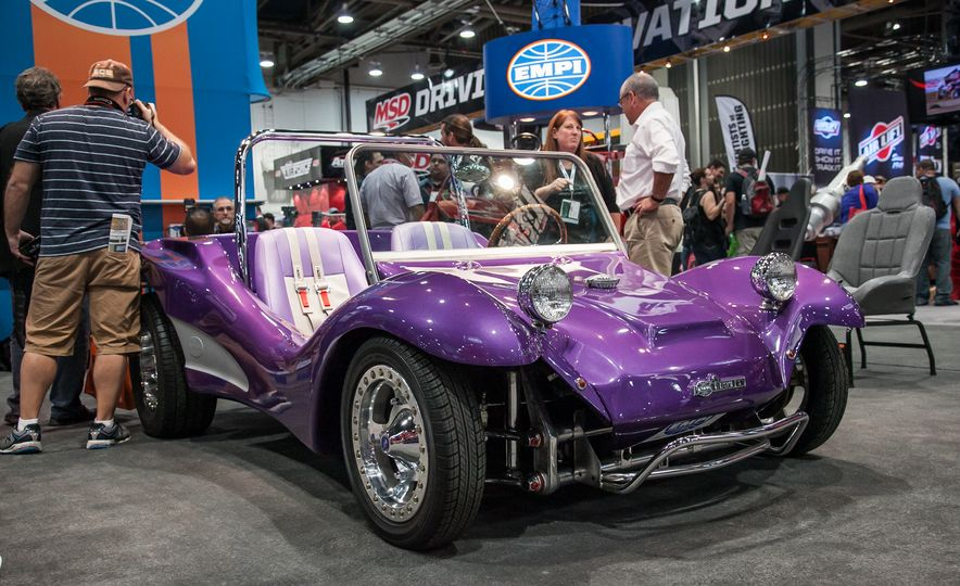 The Great and the Gawdawful: The 45 Cars You Must See from SEMA 2014 - Slide 62