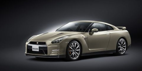 Nissan Celebrates 45 Years of GT-R With 45 Japan-Only Anniversary GT-Rs