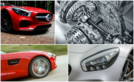 15 Rad Things You Need to Know About the Mercedes-AMG GT S