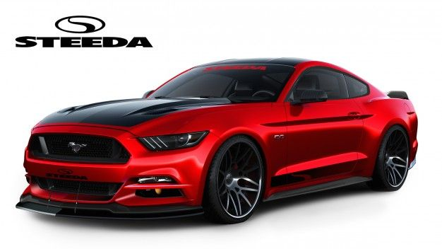 Steeda's 2015 Ford Mustang Pumps Out 775 hp, Looks the Business ...