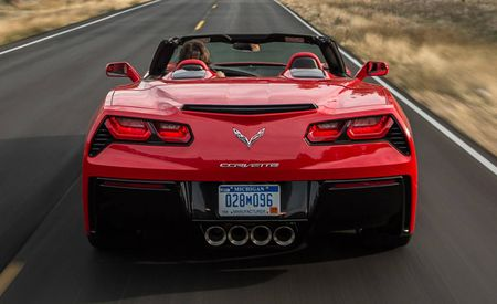 The Chevrolet Corvette Stingray Is Too Loud . . . for South Korea