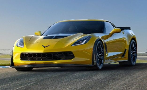 First 2015 Corvette Z06 Rolls Off Assembly Line, But Don't Expect Yours Just Yet