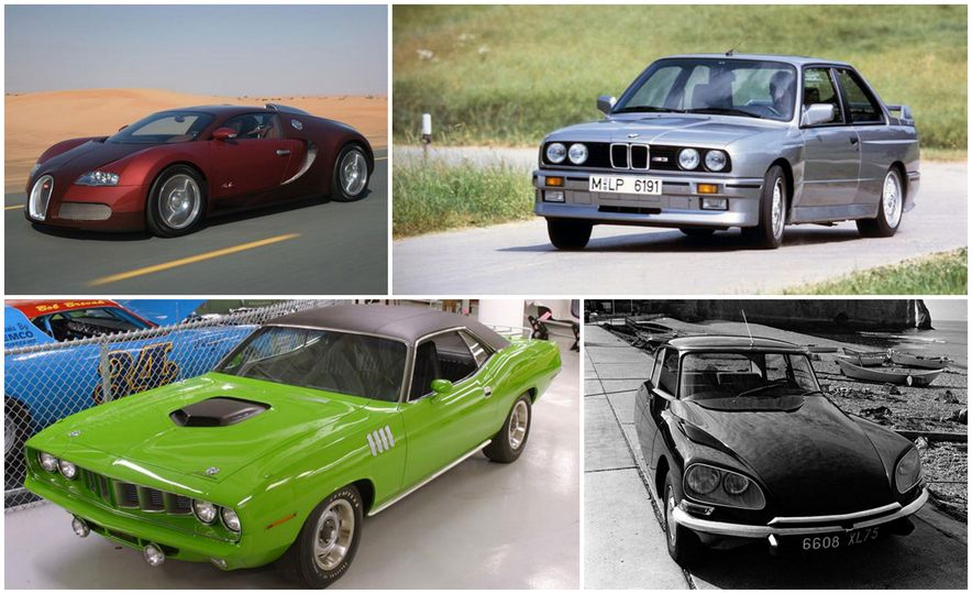 These Are the 10 Cars You Must Drive Before You Die - Slide 1