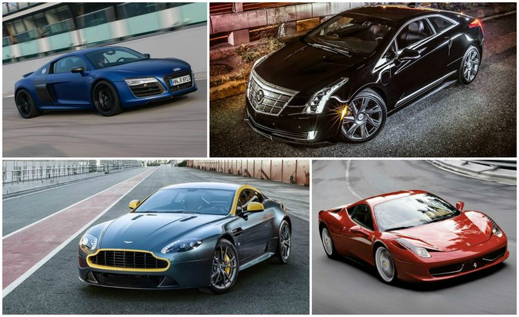 These Are the 10 Most Beautiful Cars Available Today