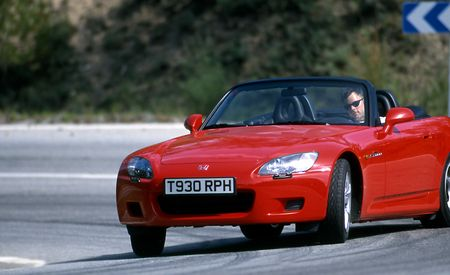 2000 Honda S2000 – Archived Test