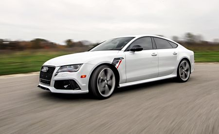 APR Audi RS7 Stage 1 – Instrumented Test