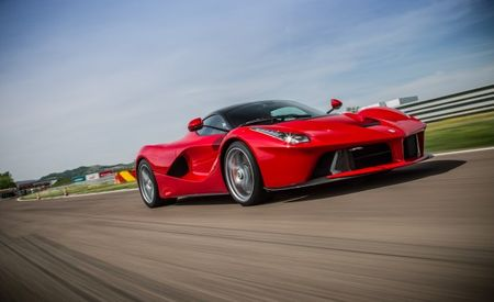 Certain LaFerrari Owners Invited to Receive a Free, New Fuel Tank