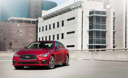 2016 Infiniti Q50 Finally Adding Turbocharged Four-Cylinder Engine Option