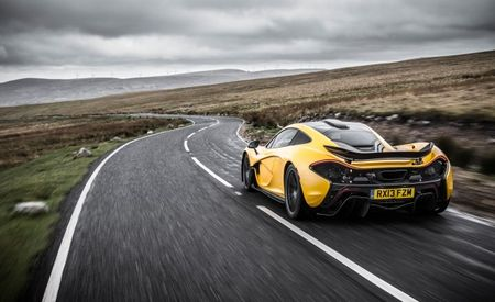 McLaren's Future Cars Will Be Lighter, Faster, and More Aero-Focused