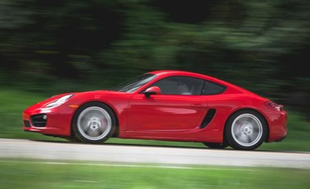 Nine-Fourteenage Dream: Porsche CEO Says Turbo Four-Cylinder Boxster/Cayman Will Appear Next Year