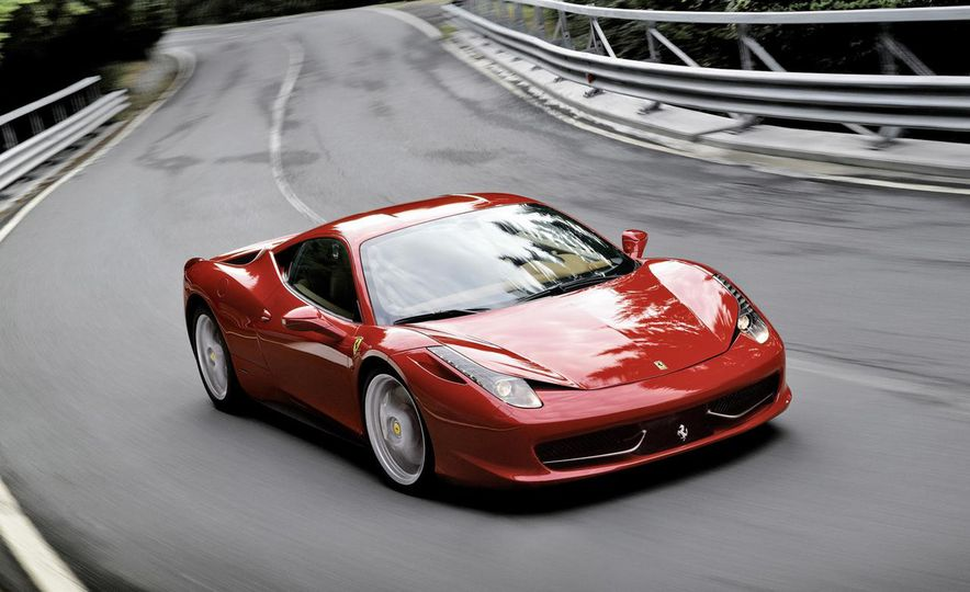 These Are the 10 Most Beautiful Cars Available Today - Slide 9
