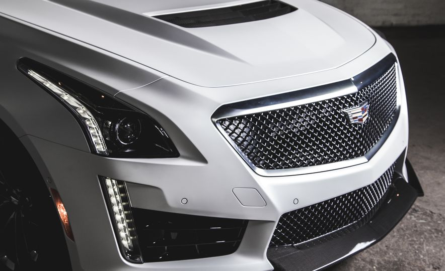 15 Things You Need to Know About the 640-hp, 200-mph 2016 Cadillac