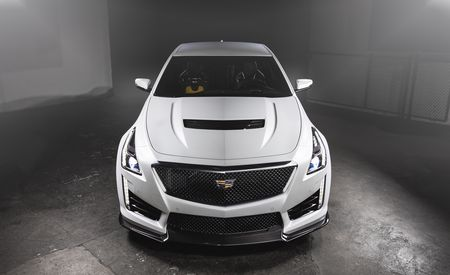 15 Things You Need to Know About the 640-hp, 200-mph 2016 Cadillac CTS-V