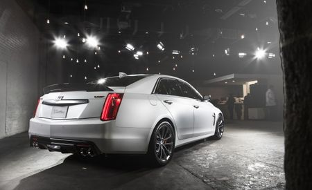 EXCLUSIVE: Listen to the 640-hp 2016 Cadillac CTS-V Bark to Life!