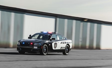 2015 Dodge Charger Pursuit V-8 AWD – Instrumented Test