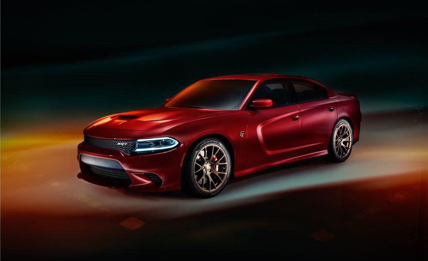 2015 Dodge Charger SRT Hellcat - Slide 43