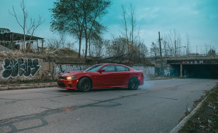 2015 Dodge Charger SRT Hellcat – Instrumented Test