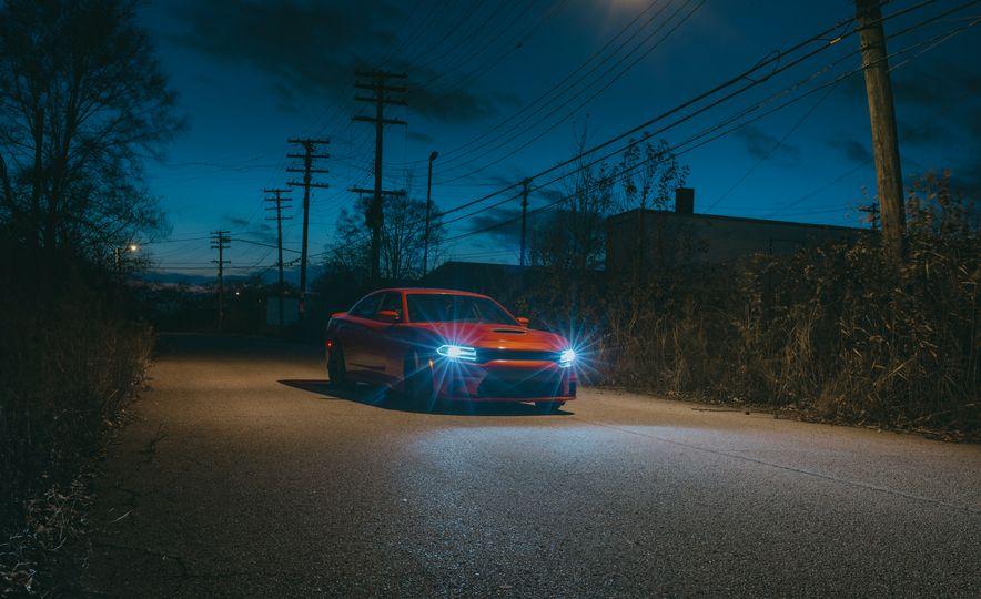 2015 Dodge Charger SRT Hellcat - Slide 22