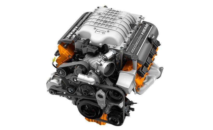2015 Dodge Charger SRT Hellcat - Slide 44
