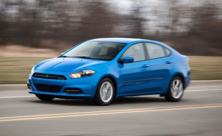 Fiat Chrysler Recalls 105,000 Dodge Dart Sedans for Loss of Power Brakes