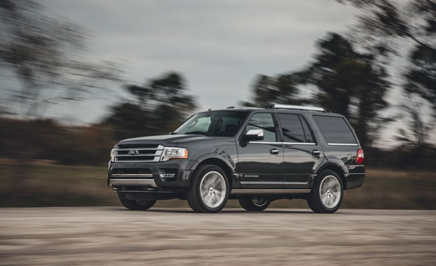 2015 Ford Expedition Platinum - Slide 1
