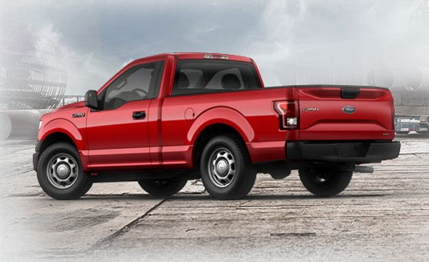this is the coolest 2015 ford f-150 you didn't know existed