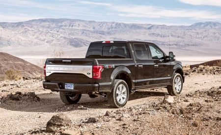 Ford Says It's Reserving Aluminum Construction for Trucks, Not Cars