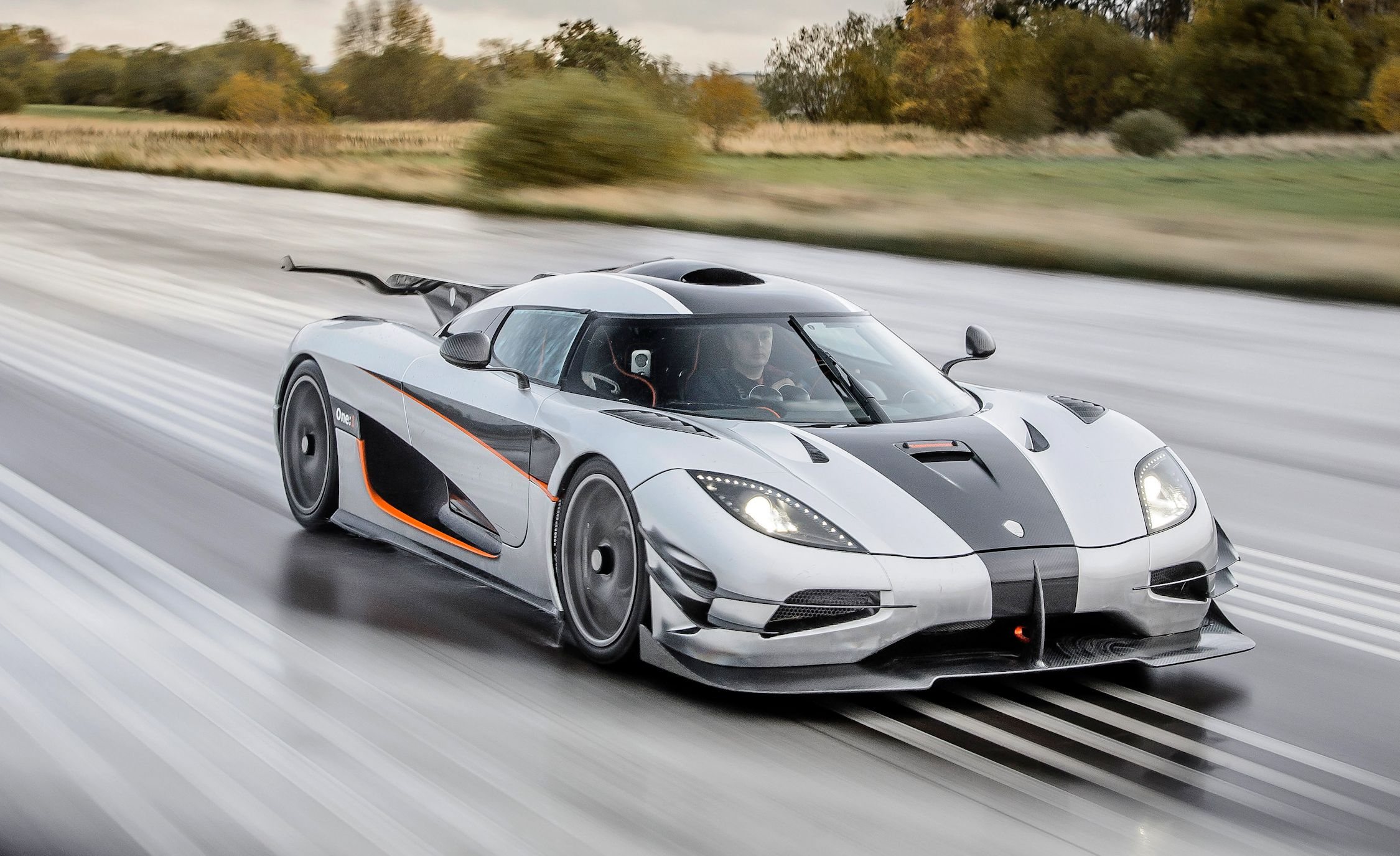 2015 Koenigsegg One:1 First Drive – Review – Car and Driver