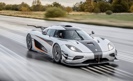 2015 Koenigsegg One:1 – First Drive Review