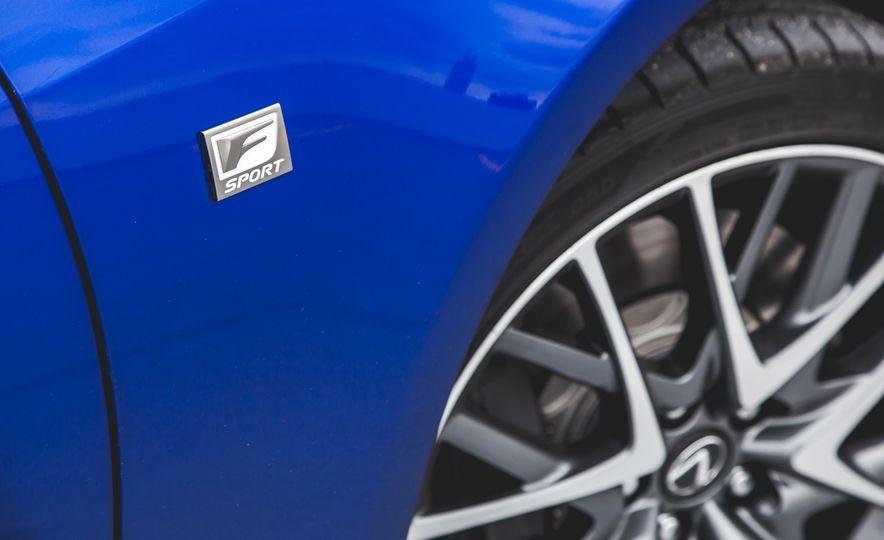 2015 Lexus RC350 F Sport - Slide 17